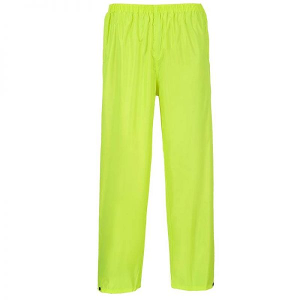 Classic Rain Trouser - OTRA441-yellow