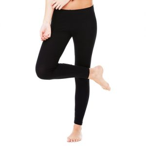 Girls Stretch Cotton Leggings-DLEG01C