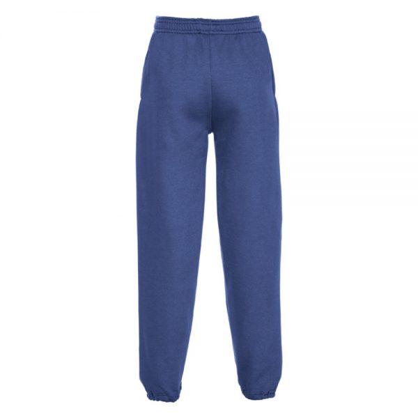 Kids Sweat Pants - JJK750-royal-back