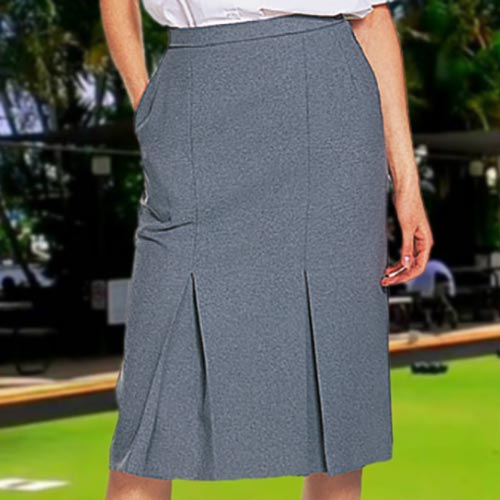 Ladies Full Waist Bowling Skirt - PSKA01