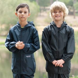 Kids Stormbreak Waterproof Jacket-RJAK908