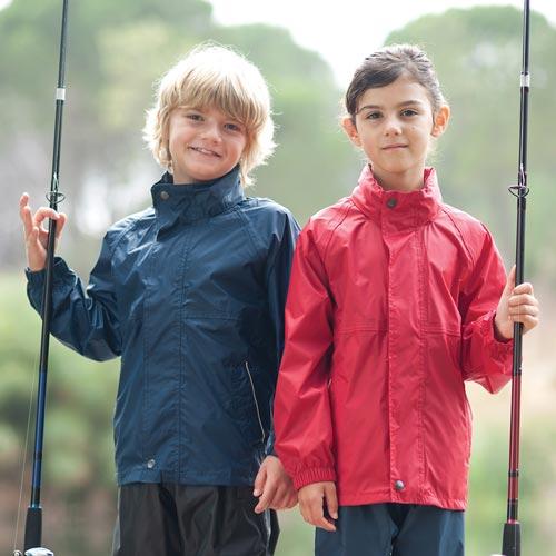 Kids Isolite Waterproof & Breathable Jacket - RJAK943