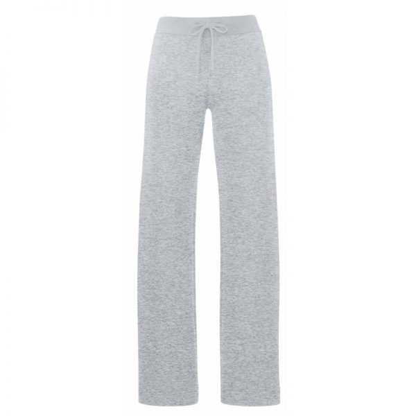 280g 70/30 CP Lady-Fit Open Hem Jog Pants - SJL-grey