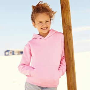 Kids Hooded Set-In Sweatshirt - SSHK