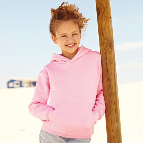 Kids Hooded Set-In Sweatshirt - SSHK