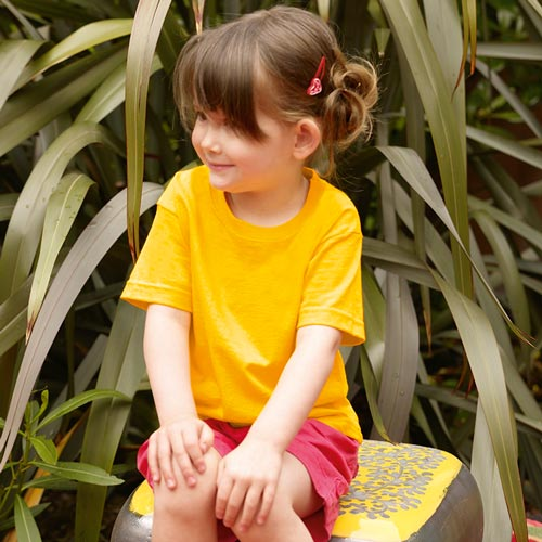 Toddlers' Valueweight Crew T - STVT