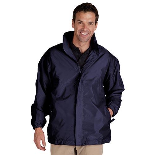 Reversible Waterproof Jacket-TFA05-Navy