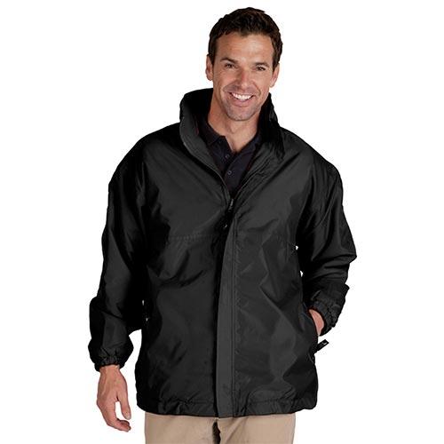 Reversible Waterproof Jacket-TFA05-black