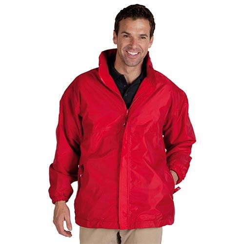 Reversible Waterproof Jacket-TFA05-red