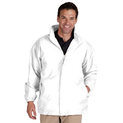 Reversible Waterproof Jacket-TFA05-white