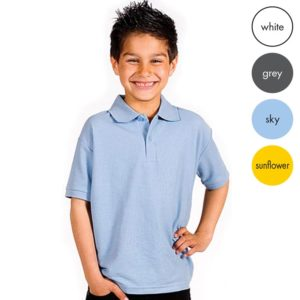 Kids Extreme Value Hi-Spec PC Polo TPK03