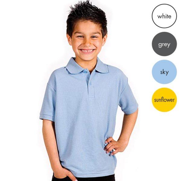Kids Extreme Value Hi-Spec PC Polo TPK03
