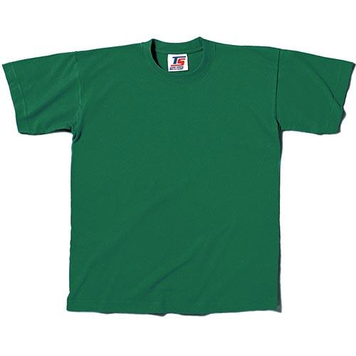 2-PACK T-Shirt Crew Neck 150g-TTA02-emerald-garment