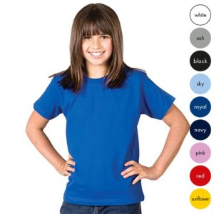 Kids Premium-Weight Crew T TTK01