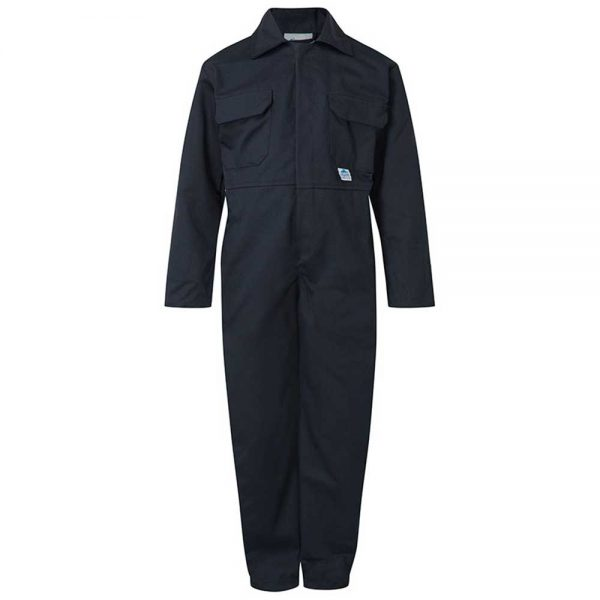 Tearaway Junior Coverall - WBSK333-navy
