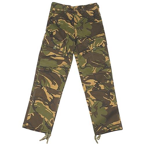 Kids Multi-Pocket Combat Trousers-WTRK20