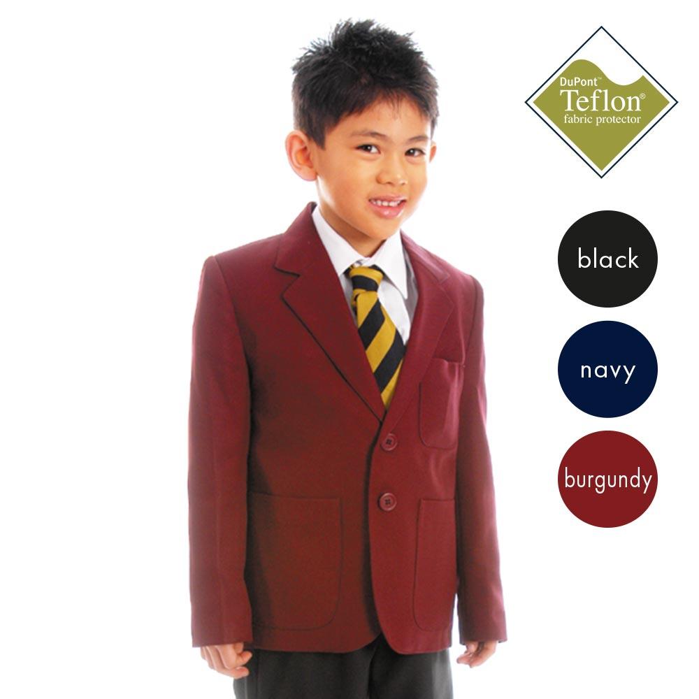 CLEARANCE Boys' School Blazer - CBZB01-CBZB02
