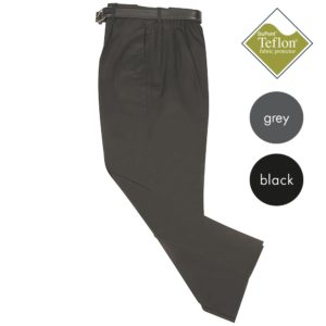 Sturdy Fit Pull-on Trousers - Primary CTRB10
