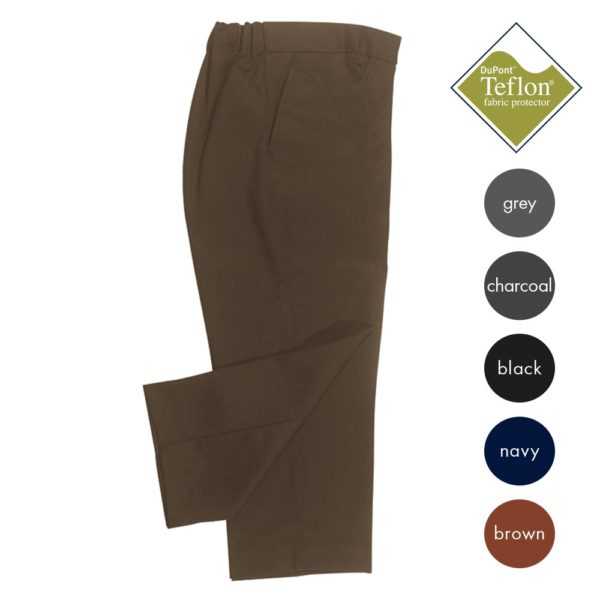 Pull up Trouser (elastic waist adjuster) CTRB20-main