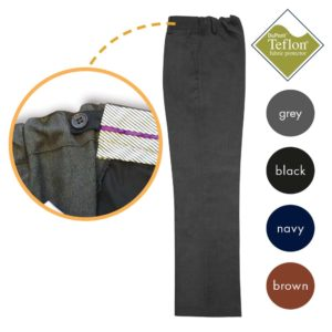 Boys Slim Fit Trouser CTRB24