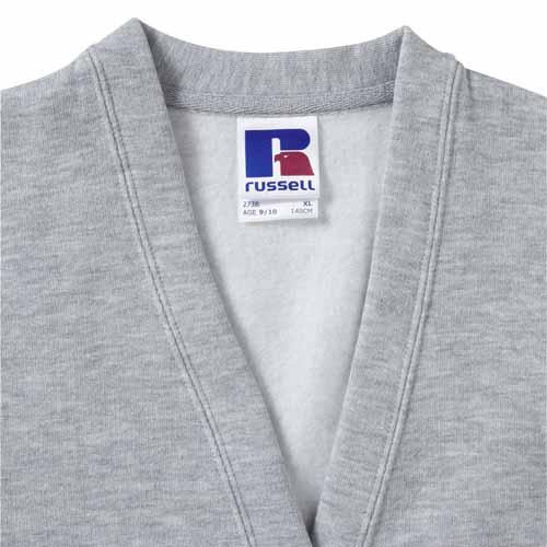 295g 50/50 PC Girls Sweatshirt Cardigan - JCK273-details1
