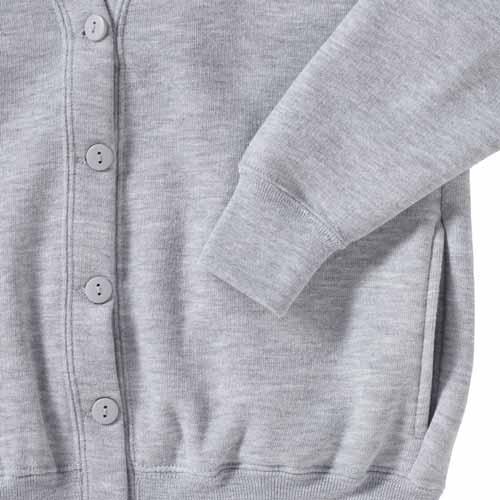 295g 50/50 PC Girls Sweatshirt Cardigan - JCK273-details2