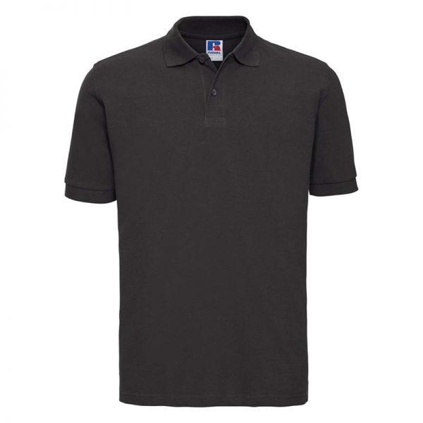 200g 100% Cotton Mens Classic Polo - JPA569-black
