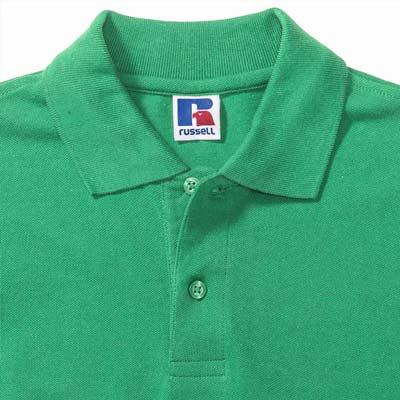 200g 100% Cotton Mens Classic Polo - JPA569-details2