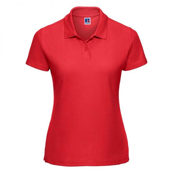 215gsm 65/35 PC Ladies Classic Polo - JPL539-bright-red