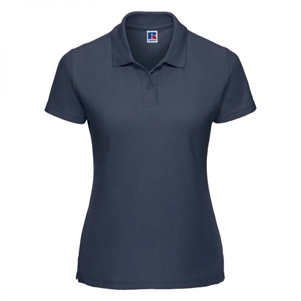 215gsm 65/35 PC Ladies Classic Polo - JPL539-french-navy