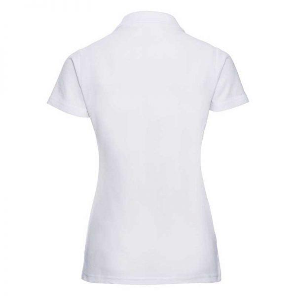 215gsm 65/35 PC Ladies Classic Polo - JPL539-white-back
