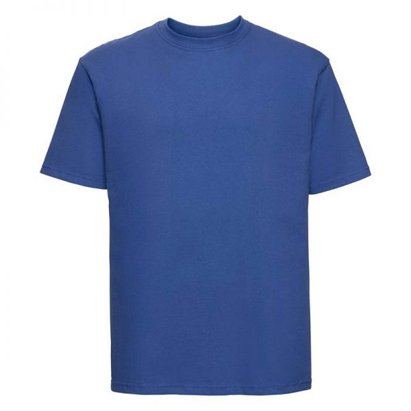180gsm 100% Ringspun Cotton Classic T-Shirt Short Sleeve - JTA180-bright-royal