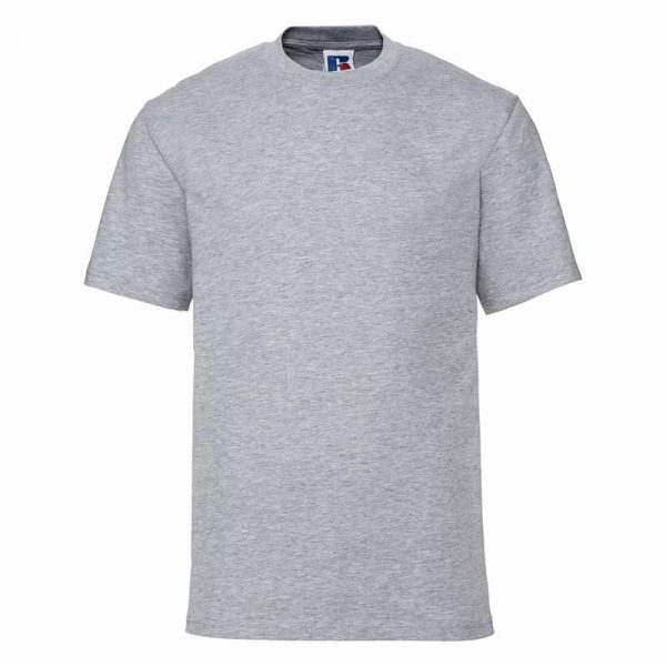 180gsm 100% Ringspun Cotton Classic T-Shirt Short Sleeve - JTA180-light-oxford