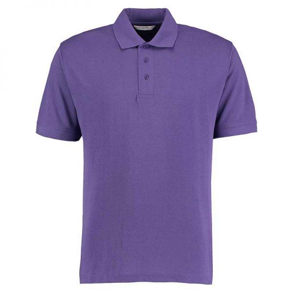 185gsm 65/35PC Mens Regular Klassic Polo - KK403-purple
