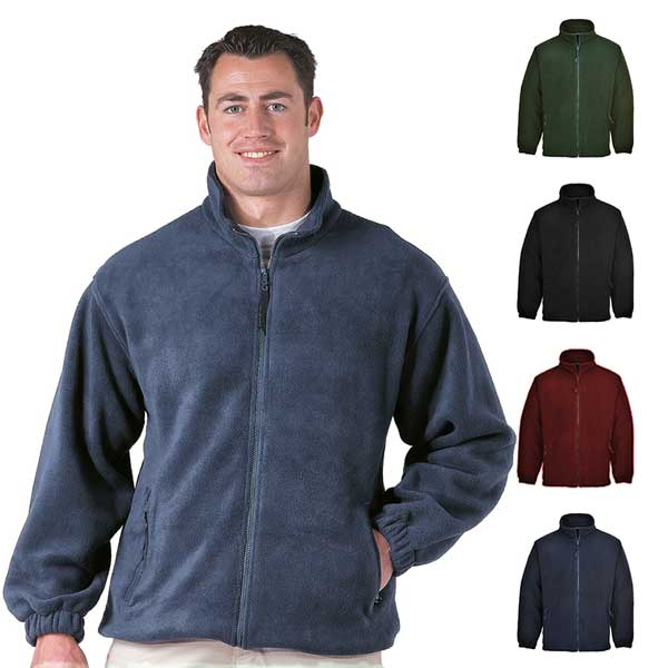 280g 100% Polyester Aran Fleece Jacket - OFA205