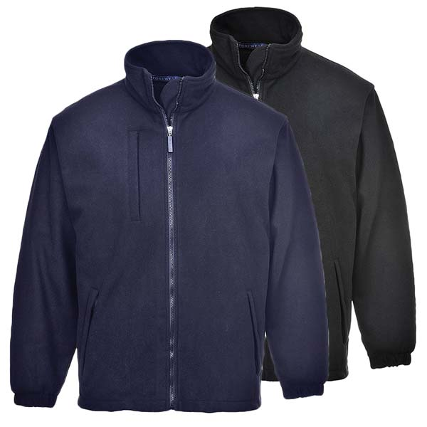 330gsm 100% Polyester Buildtex Laminated Fleece - OJAA330