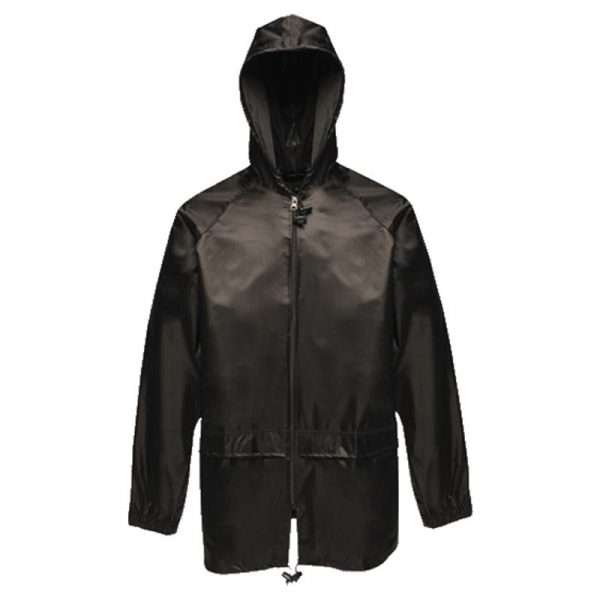 100% Polyester Pro Stormbreak Jacket - RJAA408-black