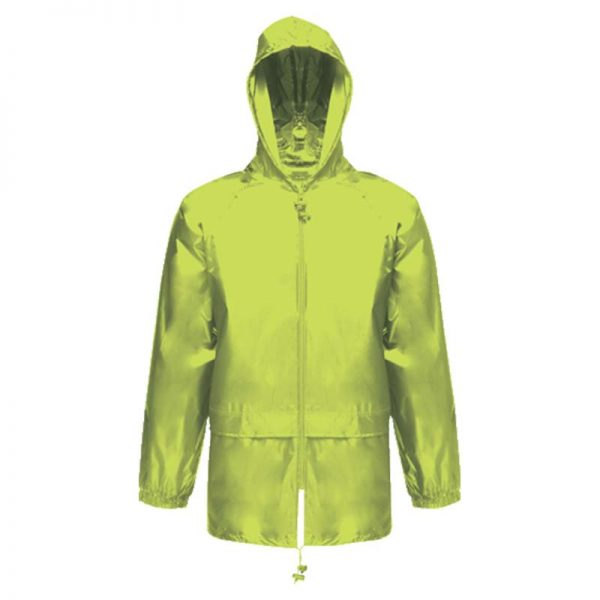 100% Polyester Pro Stormbreak Jacket - RJAA408-yellow