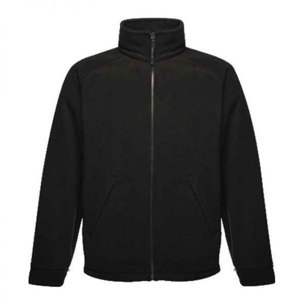 380gsm 100% Polyester Sigma Heavyweight Fleece - RJAA500-black