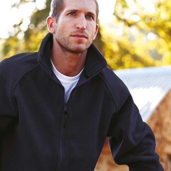 380gsm 100% Polyester Sigma Heavyweight Fleece - RJAA500-model2