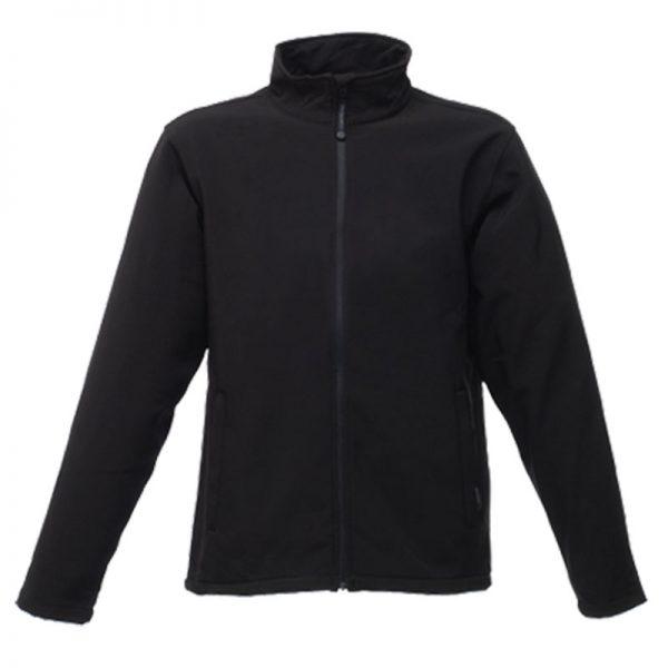 270gsm 4/96 EP 2L REID Softshell Long Sleeve - RJAA654-black