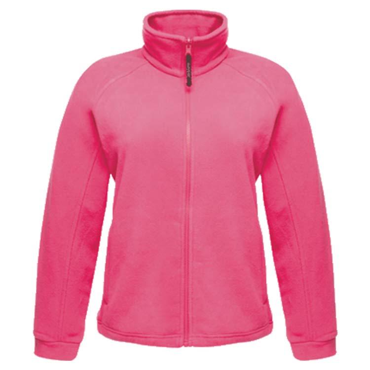 280g 100% Polyester 'Thor III' Ladies Fleece - RJAL541-pink