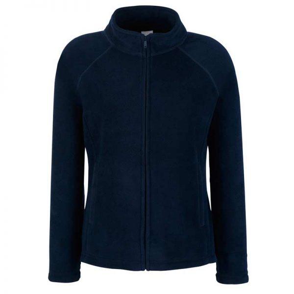 300g 100% Polyester Lady-Fit Outdoor Fleece - SFL-dark-navy