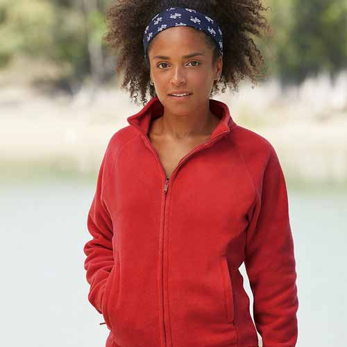 300g 100% Polyester Lady-Fit Outdoor Fleece - SFL