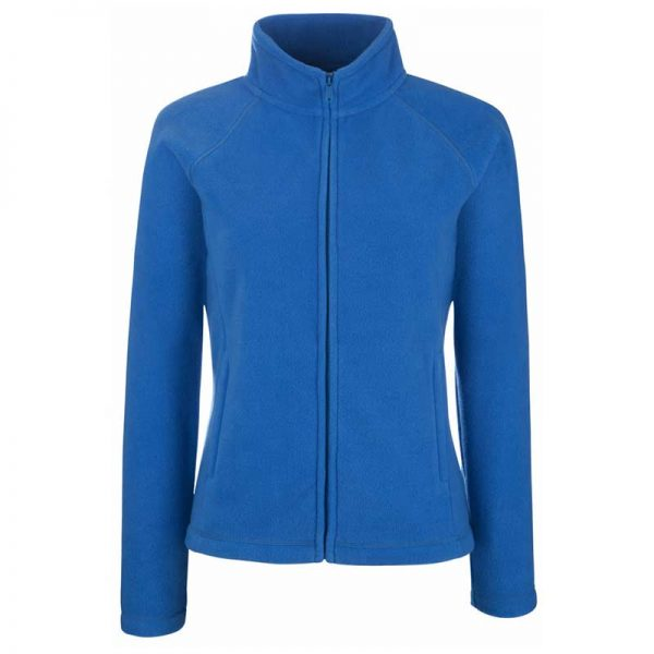 300g 100% Polyester Lady-Fit Outdoor Fleece - SFL-royal