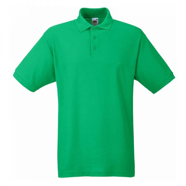 180gsm 65/35 PC Basic Polo - SPA-kelly