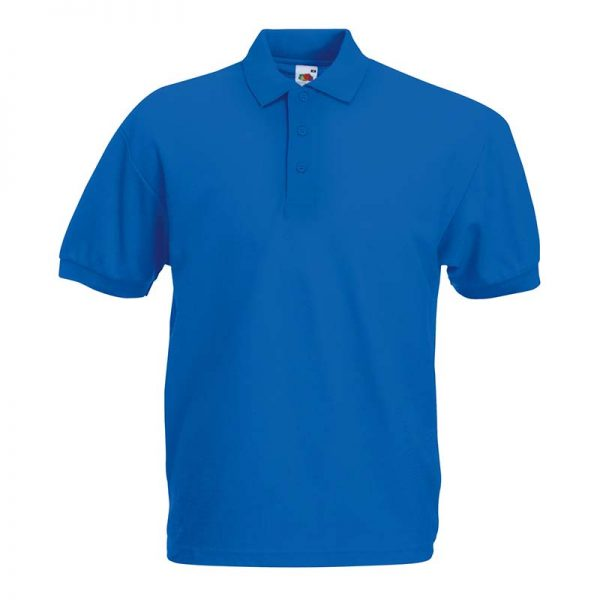 180gsm 65/35 PC Basic Polo - SPA-royal