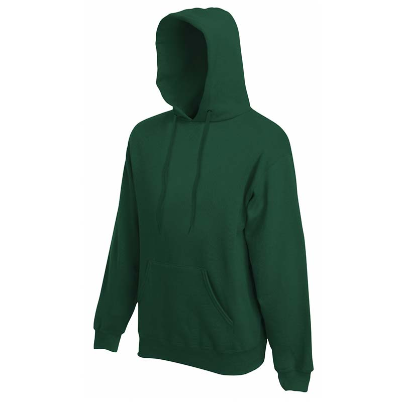 280g 80/20 CP Mens Classic Hooded Set-in Sweat - SSHA-bottle