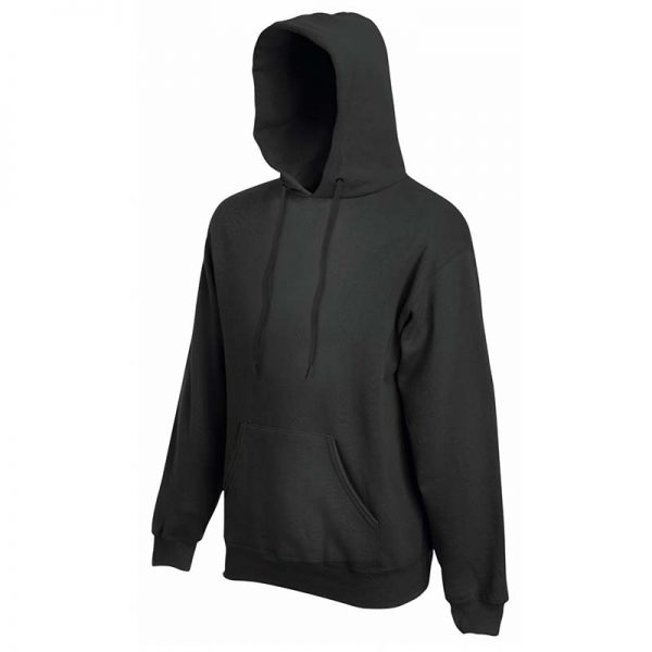 280g 80/20 CP Mens Classic Hooded Set-in Sweat - SSHA-light-graphite
