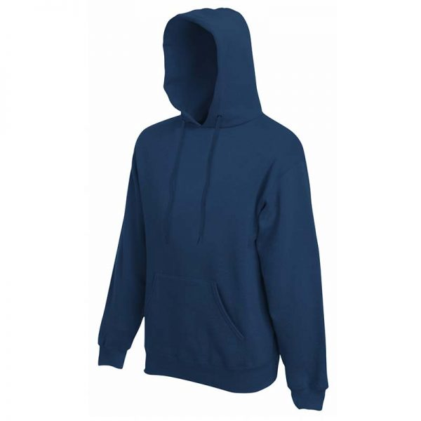 280g 80/20 CP Mens Classic Hooded Set-in Sweat - SSHA-navy